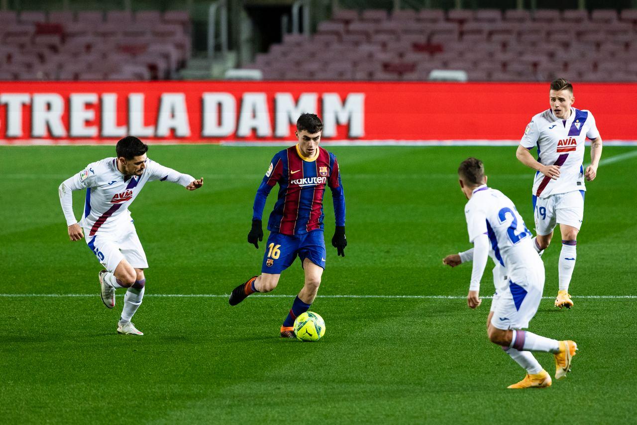 FC Barcelona Eibar