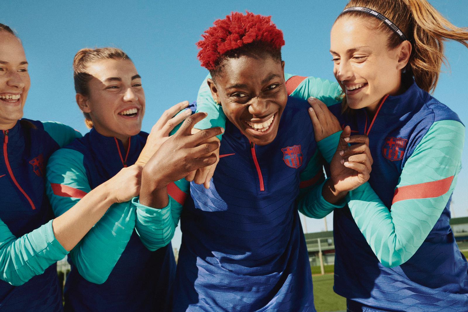 FC Barcelona trainingspak 2021
