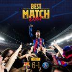 De remondata: FC Barcelona-PSG 6-1
