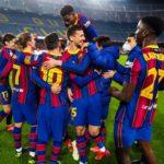 FC Barcelona - remontada