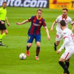 Frenkie vs Sevilla