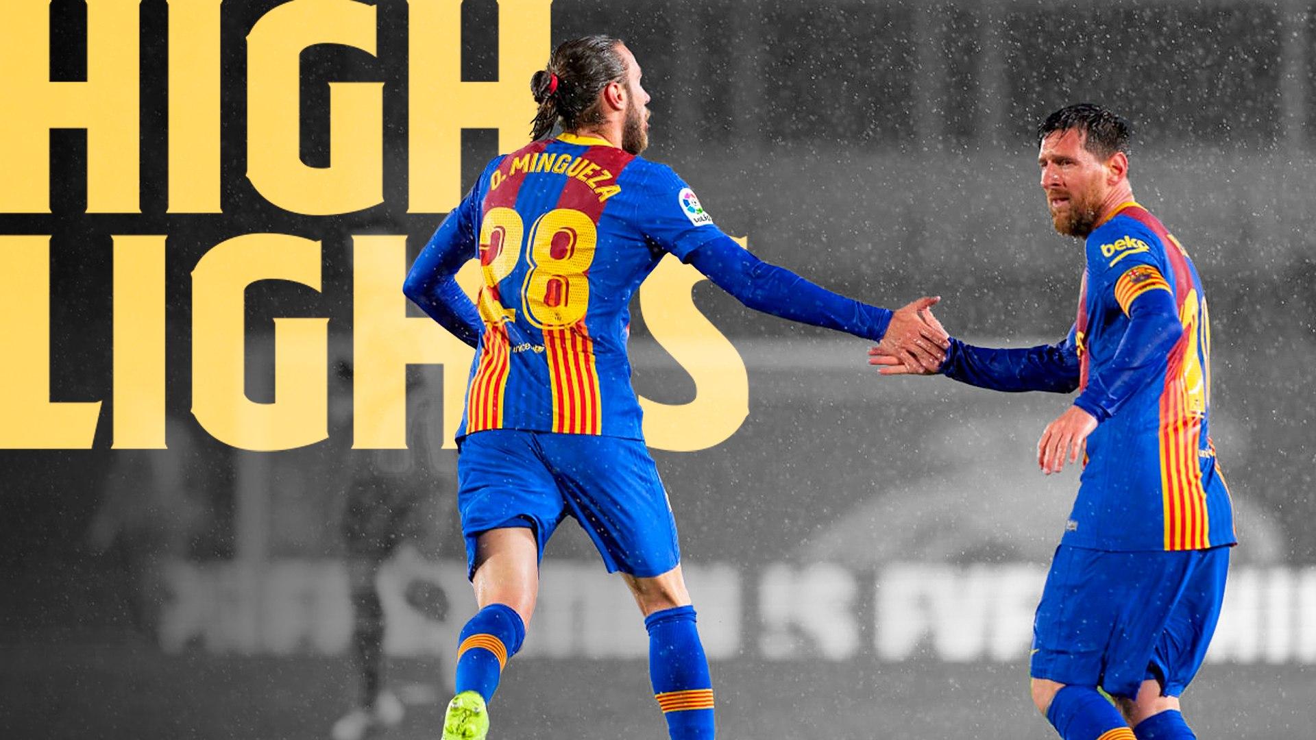 Samenvatting FC Barcelona