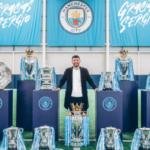Sergio Agüero verruilt Manchester City transfervrij voor FC Barcelona