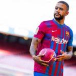 Memphis Depay   FC Barcelona