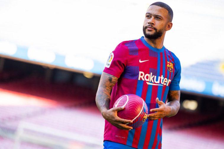 Memphis Depay | FC Barcelona
